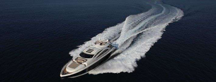 Desty Marine sunseeker predator 84
