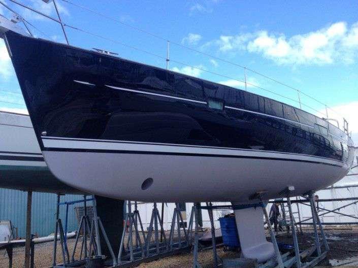 Re-paint Yachts Solent