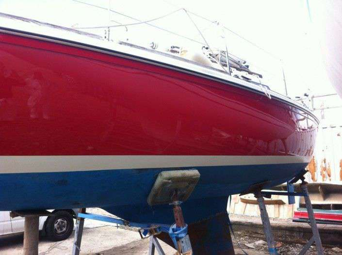 Luxury Yacht Repairs Conducted In Hampshire