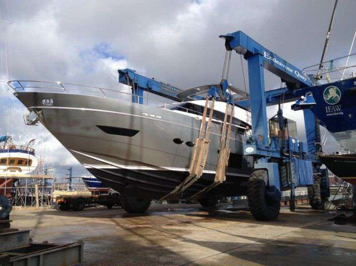 Yacht Repairs And Refits