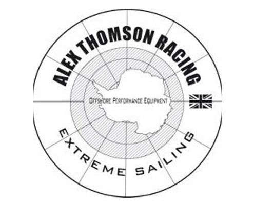 Desty Marine logo alex thomson