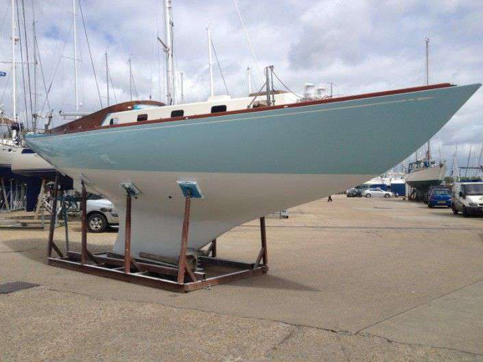 Boat Repair Hamble