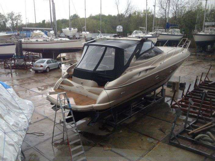 Yacht Maintenance Hamble