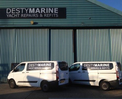 Mobile Boat Repairs In Hampshire