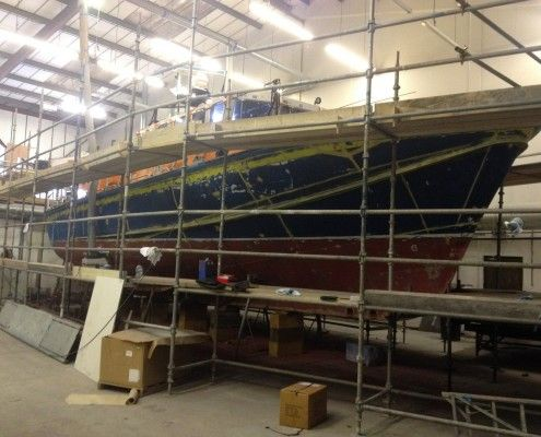 Yacht Repair & Refit
