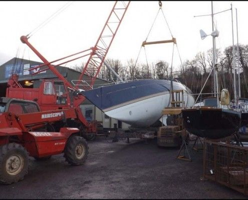 Desty Marine collection of boat