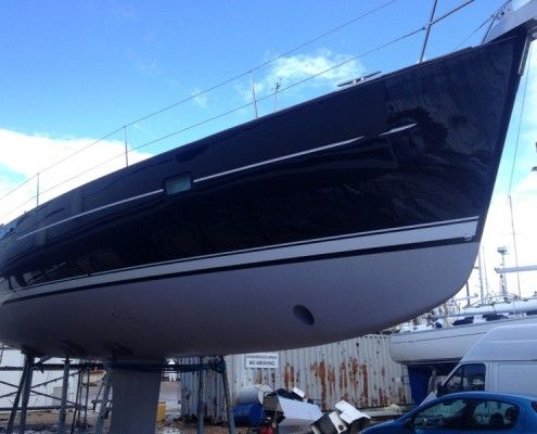 Desty Marine awaiting owners