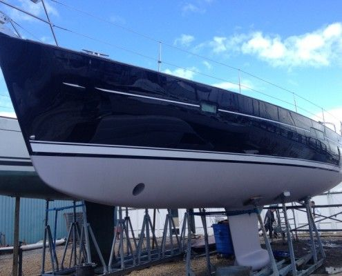 Desty Marine waiting for owners acceptance