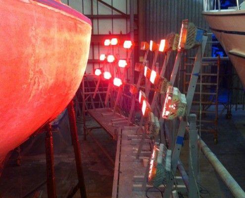 Insurance Boat Repairs Solent