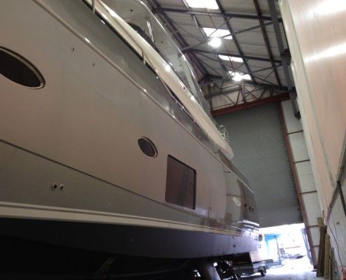 Yacht Restoration Hamble