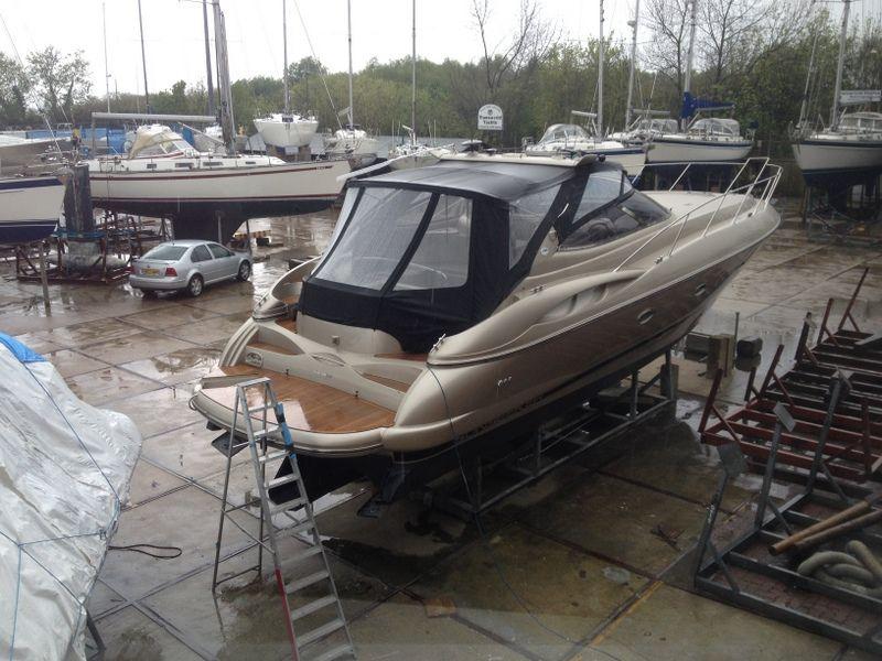 Desty Marine complete topcoart