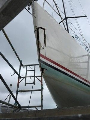 Desty Marine fixing