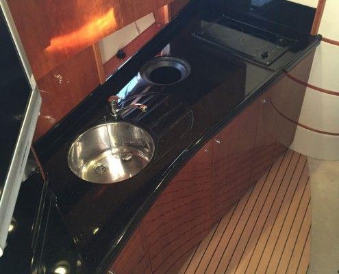 Desty Marine kitchen