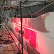 Yacht repair and maintenance